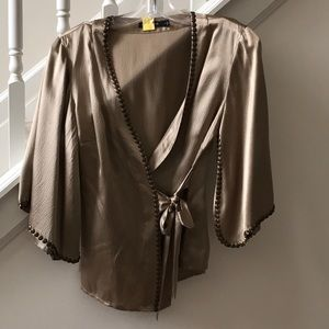 The Limited Silk Blouse